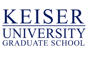 Keiser University Graduate School Logo